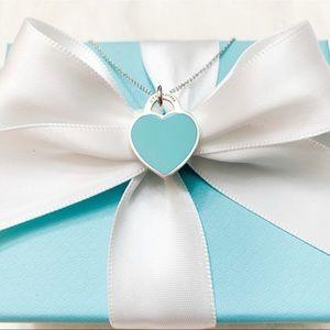 Tiffany & Co. Return to Tiffany Heart Tag Charm